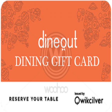 Dineout E-Gift Card