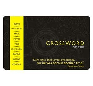 Crossword Gift Card