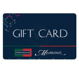 Peter England E-Gift Card