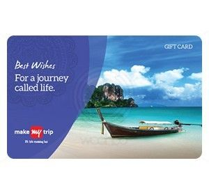 Make My Trip Gift Card