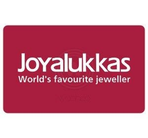 Joy Alukkas Gold Voucher