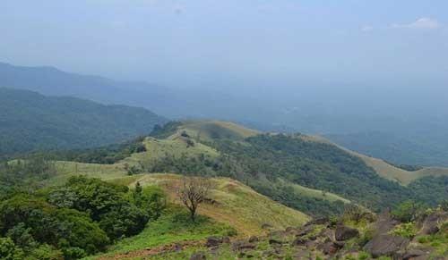 Trekking And Camping At Kurinjal Peak
