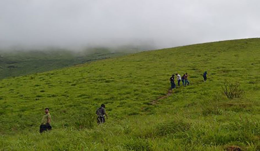 Trek To Mullayanagiri