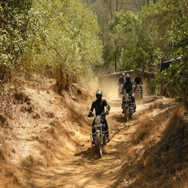 Rajmachi Bike Safari And Kojagiri Special Moonlight Camping