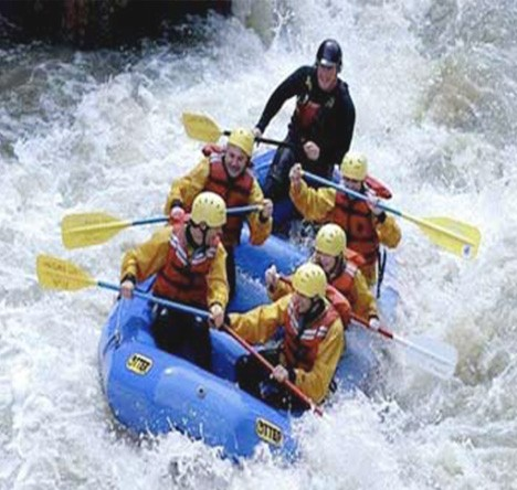River Rafting Adventure At Bhira