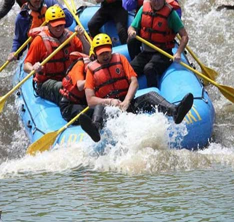 Kundalika River Rafting Womens Day Special